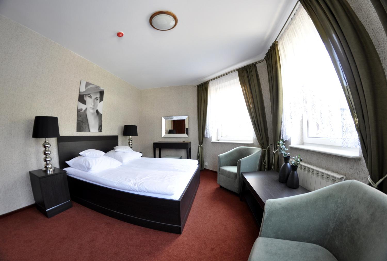 pokój w hotelu skalnym